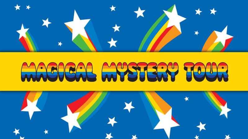 Magical mystery tour - Tommo's Blog - Hope Eden Racing